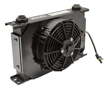 Setrab Oil Coolers with Fanpack